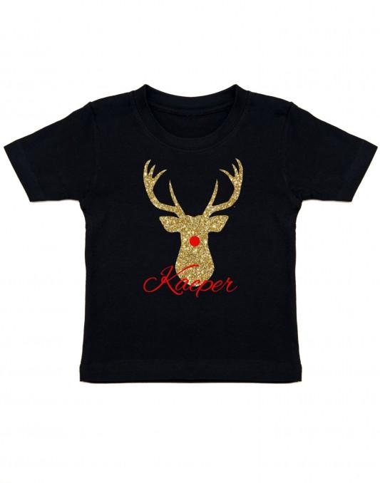 T-shirt dziecięcy na urodziny BIRTHDAY PRINCESS/PRINCE