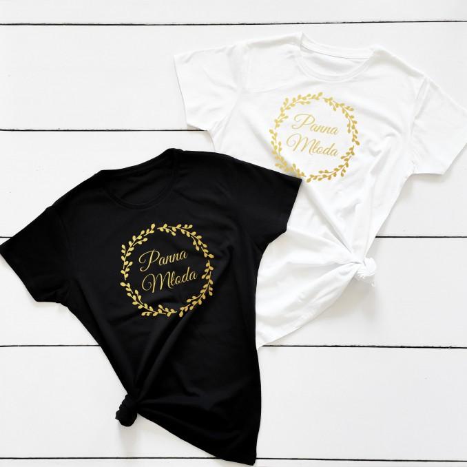Koszulka Panna Młoda