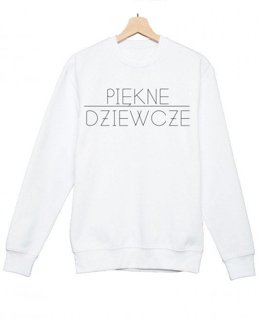 Bluza unisex A GIRL HAS NO NAME